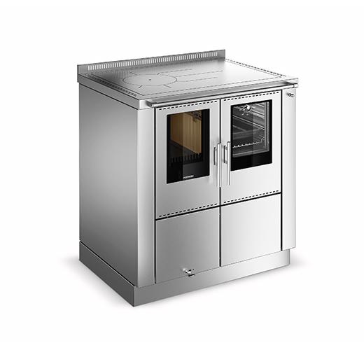cuisiniere a bois bouilleur okoalpin 80 plus pertinger. Black Bedroom Furniture Sets. Home Design Ideas