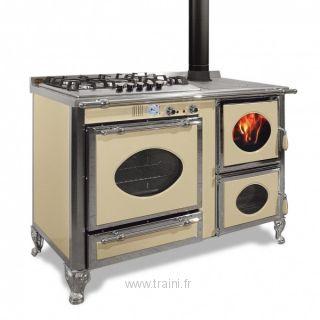 cuisiniere a bois wekos 135 arnica 9 kw traini. Black Bedroom Furniture Sets. Home Design Ideas