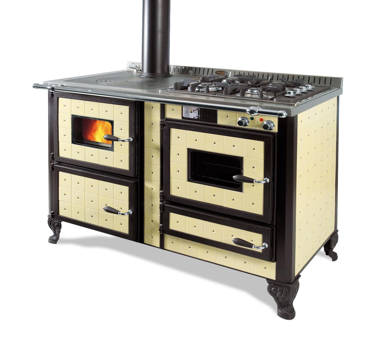 cuisiniere a bois wekos 120 lge lobelia 9 kw traini. Black Bedroom Furniture Sets. Home Design Ideas