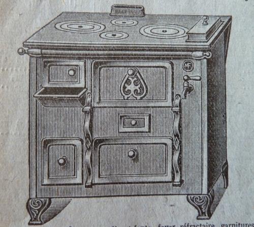 poele a bois 1750